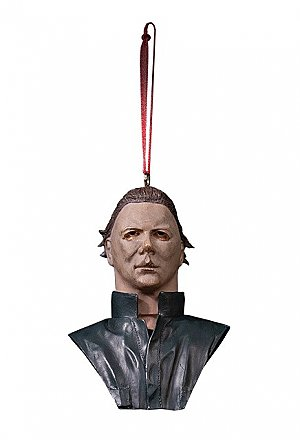 Holiday Horrors Halloween II Michael Myers Ornament