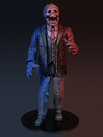 "Creepshow ""Fathers Day"" 3.75"" Scale Retro Action Figure"