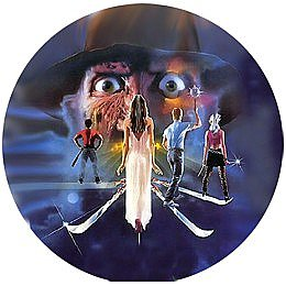 A Nightmare on Elm Street 3: Dream Warriors Button