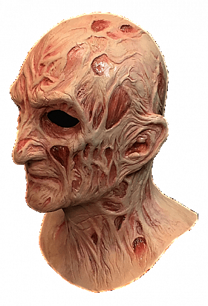 A Nightmare on Elm Street 4: The Dream Master Freddy Krueger Mask