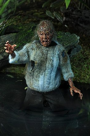 "Friday the 13th Corpse Pamela (Lady of the Lake) 8"" Clothed Figure"
