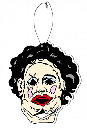 Texas Chainsaw Massacre Pretty Woman Air Freshener