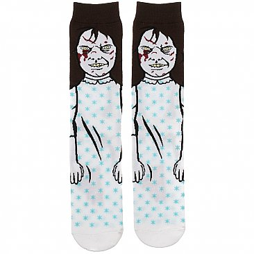 The Exorcist Socks