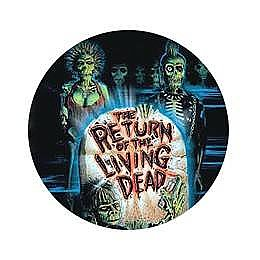 Return of the Living Dead Button