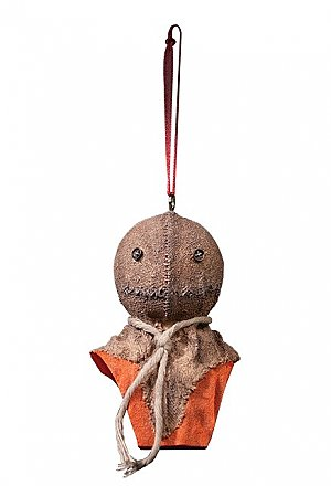 Holiday Horrors Trick r Treat Sam Ornament