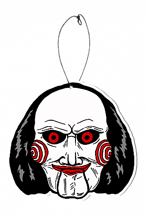 Saw Billy Puppet Air Freshener