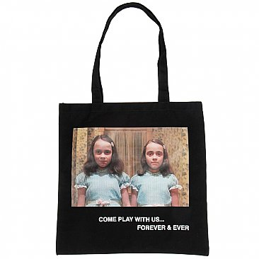 The Shining Twins Tote Bag