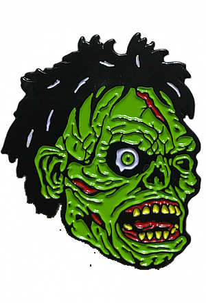 Shock Monster Enamel Pin