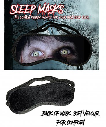The Exorcist Sleep Mask