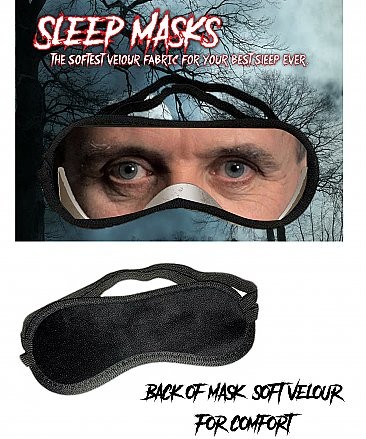 Silence of the Lambs Sleep Mask