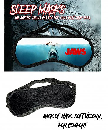 Jaws Sleep Mask