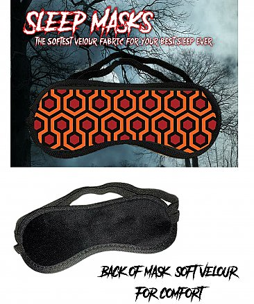 The Shining Sleep Mask