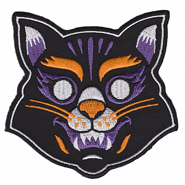 Cat Mask Patch