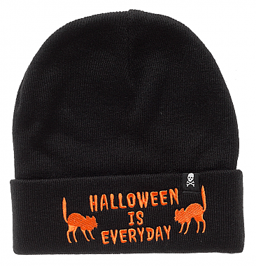 Halloween Is Everyday Beanie