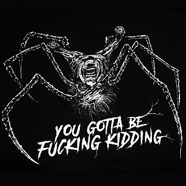 The Thing Norris Spider Shirt