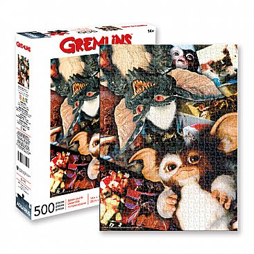 Gremlins Jigsaw Puzzle