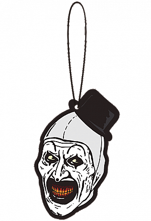 Terrifier Art the Clown Air Freshener