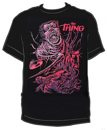 The Thing Norris Creature Shirt