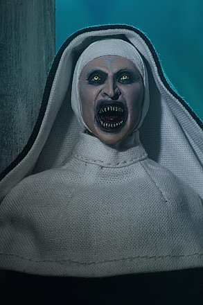 "The Nun  8"" Clothed Figure"