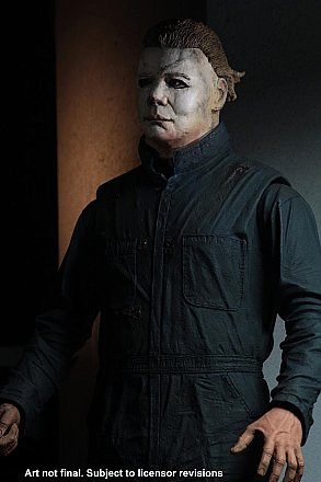 "Halloween 2 Ultimate Michael Myers 7"" Scale Action Figure"