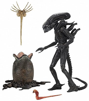 "Alien Ultimate 40th Anniversary Big Chap 7"" Scale Action Figure"