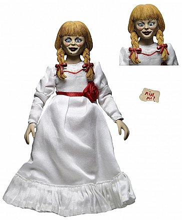 "The Conjuring Universe Annabelle 8"" Clothed Action Figure"