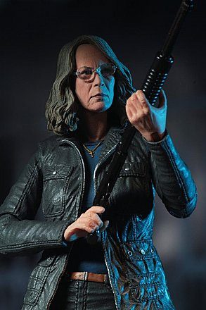 "Halloween 2018 Ultimate Laurie Strode 7"" Scale Action Figure"
