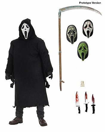 "Scream Ultimate Ghostface 7"" Scale Action Figure"