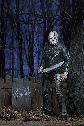 "Friday the 13th Ultimate Part 5 ""Dream Sequence"" Jason 7"" Scale Action Figure"