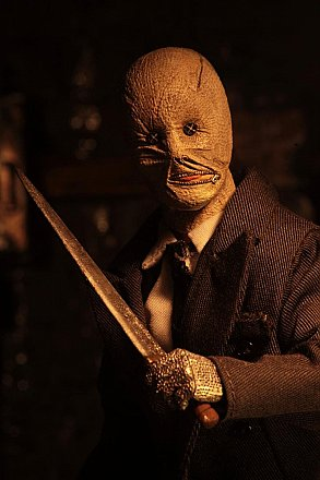 "Nightbreed Decker 8"" Clothed Figure"