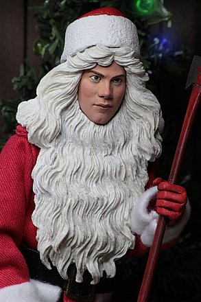 "Silent Night, Deadly Night Billy 8"" Clothed Figure"