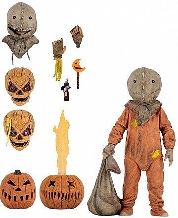 "Trick R Treat Ultimate Sam 7"" Scale Action Figure"