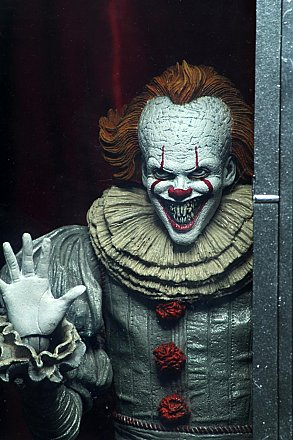 "IT Chapter 2 Ultimate Pennywise (2019 Movie) 7"" Scale Action Figure"