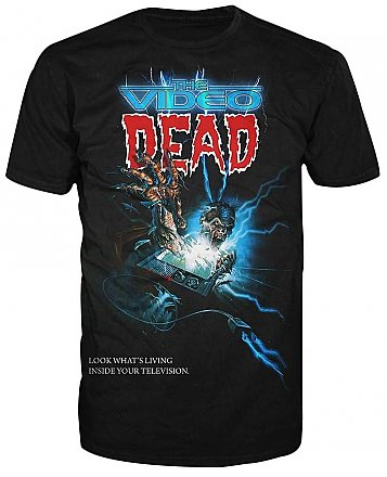 The Video Dead Shirt