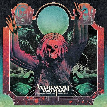 Werewolf Woman Original Soundtrack LP